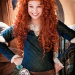 Disney Princess Merida Halloween Costume