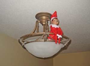 Elf on a shelf Poses