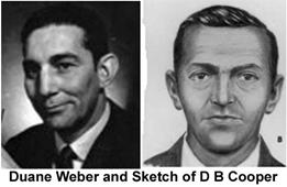 Duane Weber, D.B. Cooper and the Gentleman Hijacker