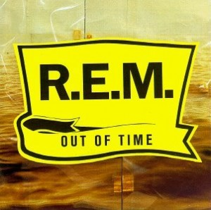 REM and Out of Time Album