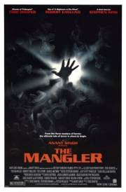 Stephen King Books and Movies and The Mangler