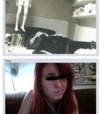 chat roulette screenshot fail