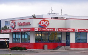 Restaurants That Aren't Around Anymore and Dairy Queen