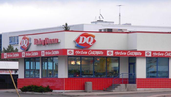 Restaurants That Aren't Around Anymore and Dairy Queen