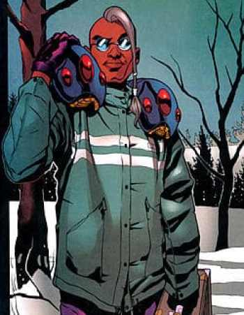 Bad Times in Comics:  Weird Superheroes and Villains And Maggott