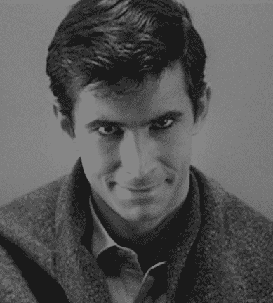 Human Horror Movie Killers and Norman Bates