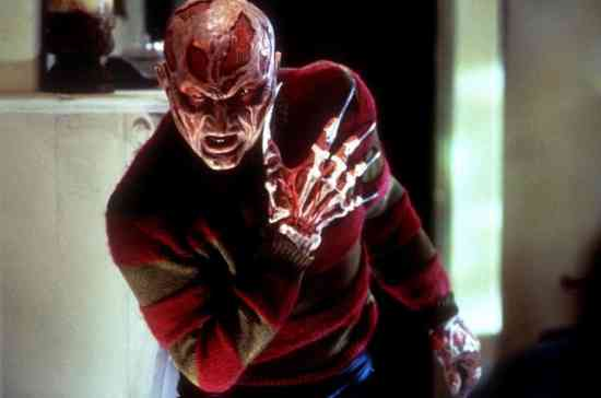 Nightmare on Elmstreet, Freddy Krueger Horror Movies