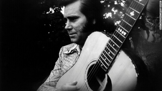 George Jones and Real Country Music