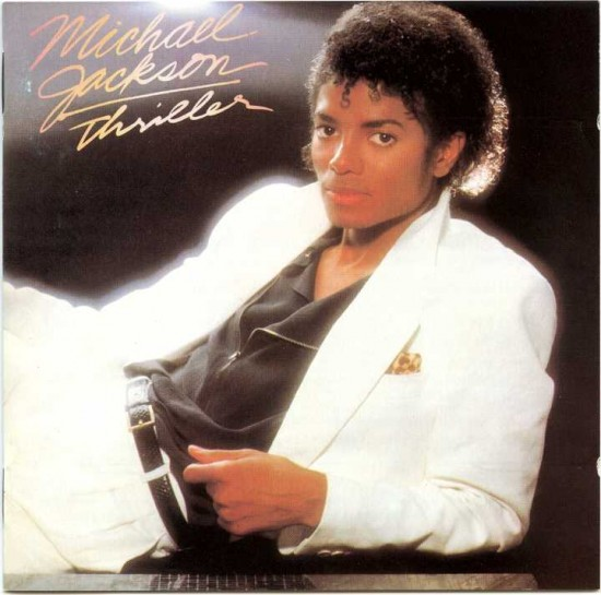 Best Album Covers and Michael Jackson