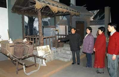 Tourist Attractions and The Beijing Museum of Tap Water, China