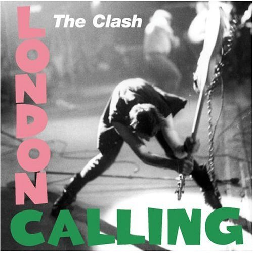 Best Album Covers and The Clash