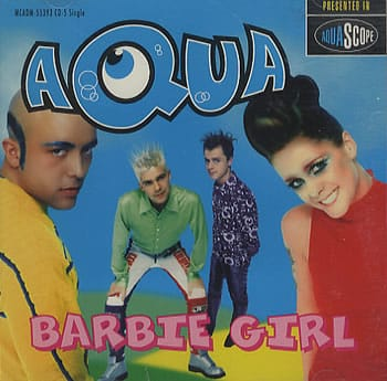 Worst Songs, Aqua and Barbie Girl