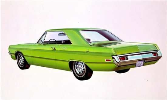 Worst Car Names and Dodge Dart Swinger