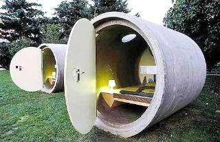 Bizarre Sewage Hotel