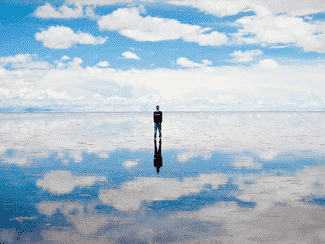 Images That Look Fake and Salt Mirror Image