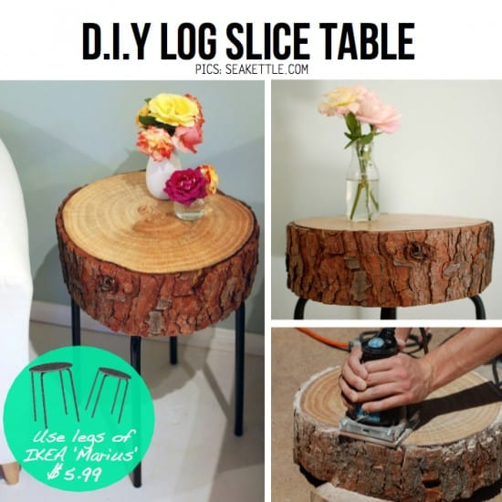 log-slice-table