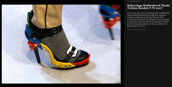 7 of the Ugliest Shoes on the Planet6