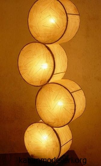 Beautiful floor lamp ideas to make you rethink your home decorations do it yourself floor lamp solutioingenieria Image collections