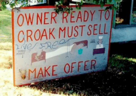 The Best for Sale Signs for a Home