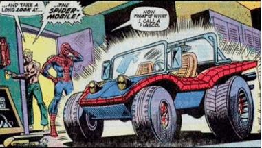 Best and Worst Superhero Vehicles