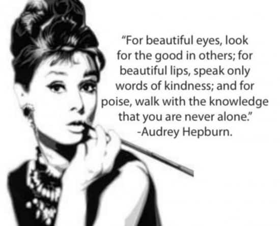 13 Uncommon Facts About Audrey Hepburn2