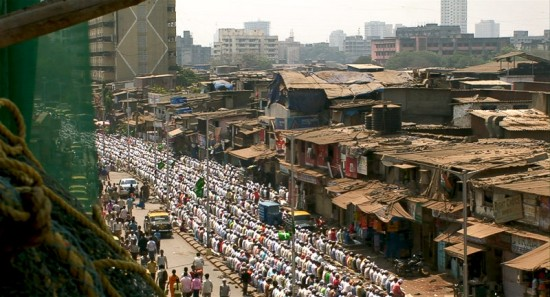 The 6 Most Crowded Neighbourhoods on Earth6