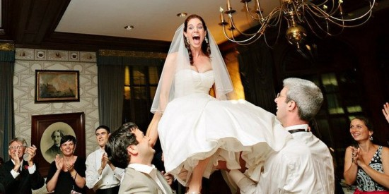 The 7 Strangest Wedding Traditions That Defy Evolution