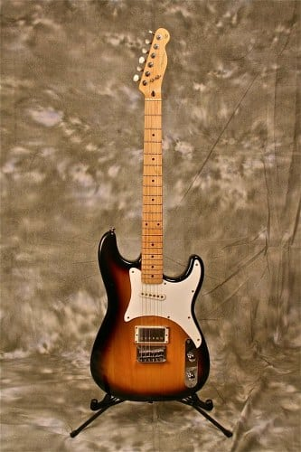 fender stratocaster hybrid most expensive guitars