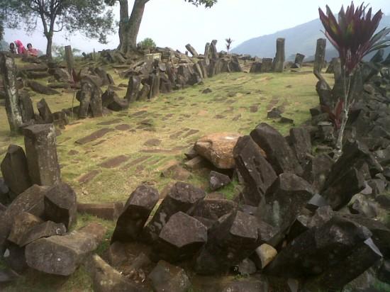 Gunung Padang, Indonesia