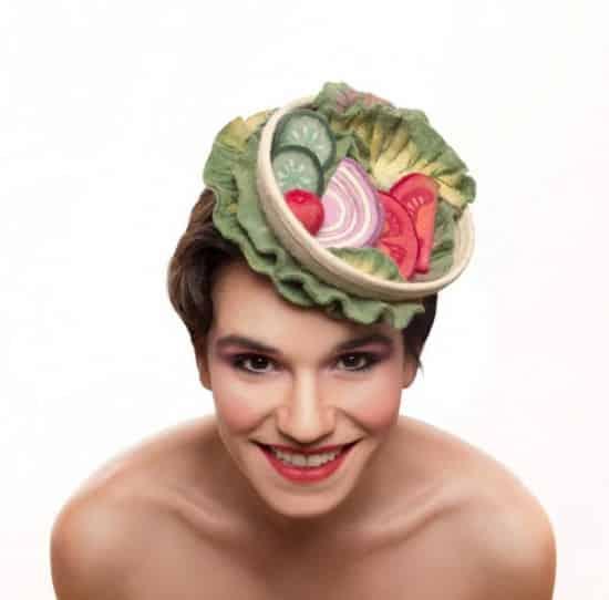 Salad Hat