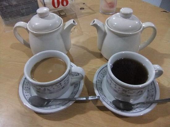 Tea vs Coffee