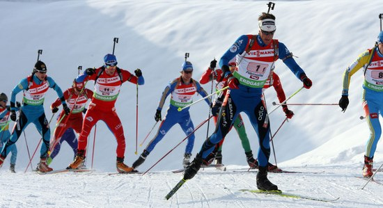 Winter Olympic Sports biathlon