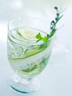 basil-water