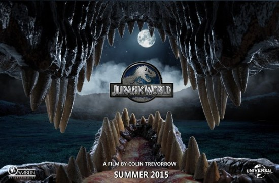 new movie releases jurassic world