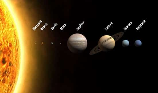 solar system facts 6