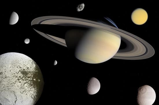 solar system facts 8