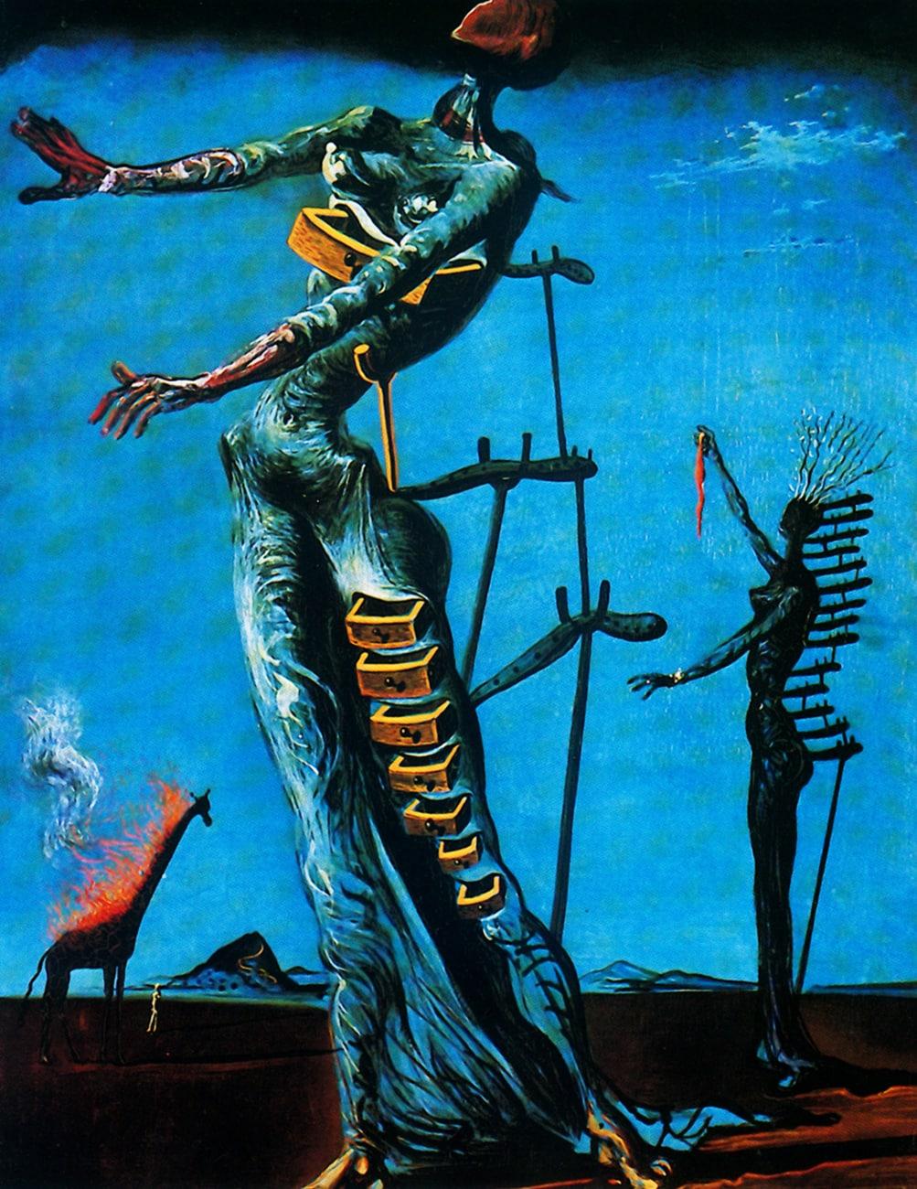 10 Most Beautiful Salvador Dali Paintings