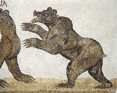 Extinct Animals and the Atlas Bear