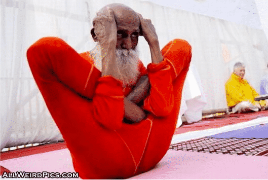 Funny Yoga Images
