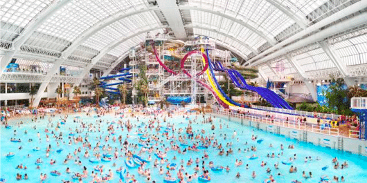 Strange and Amazing Shopping Malls Around the World