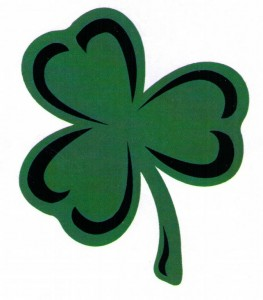 shamrock powerful symbol