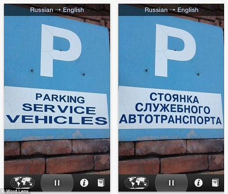 best augmented apps google translate