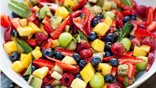 healthy breakfast recipes fruit