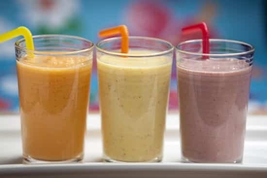 healthy breakfast recipes protein shakes
