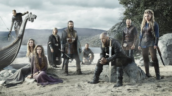 The Vikings Season 3 Image