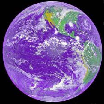 earth-false-colors
