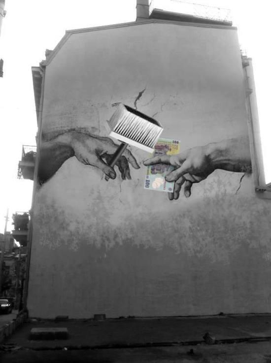 Romania Street Art Takedown