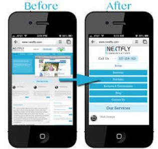 Mobile Web Sites