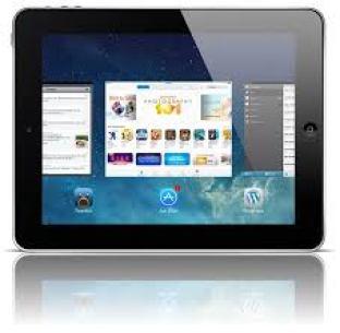 iPad multi-tasking