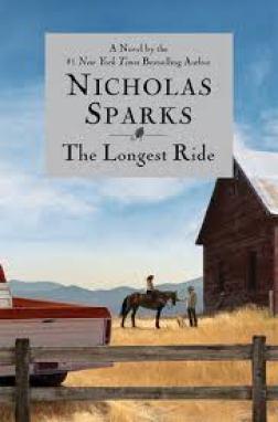 longest ride nicholas sparks books